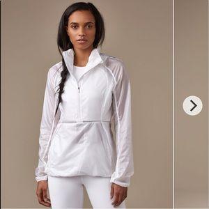 Lululemon run with it jacket
